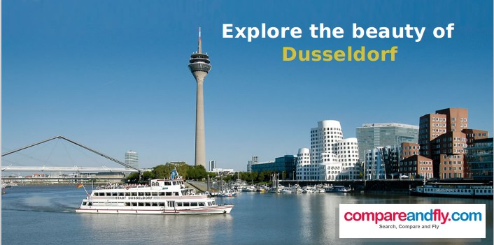 Flights to Dusseldorf